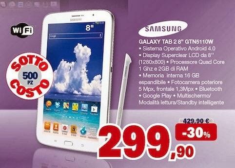 A 299,99 euro con un risparmio regale dai 40 ai 50 euro potrete acquistare fino al 5 ottobre il Galaxy Note 8 di Samsung
