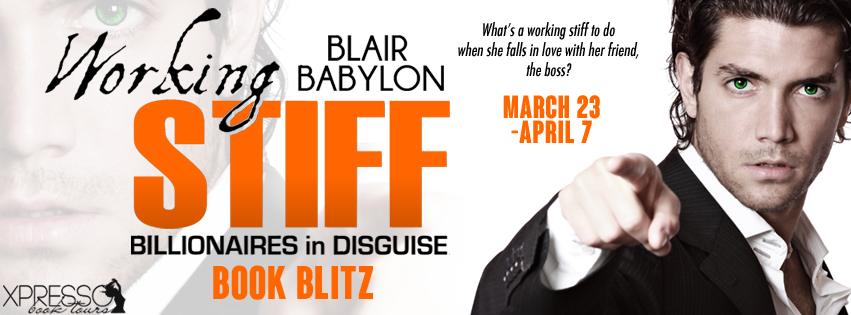 Working Stiff Book Blitz