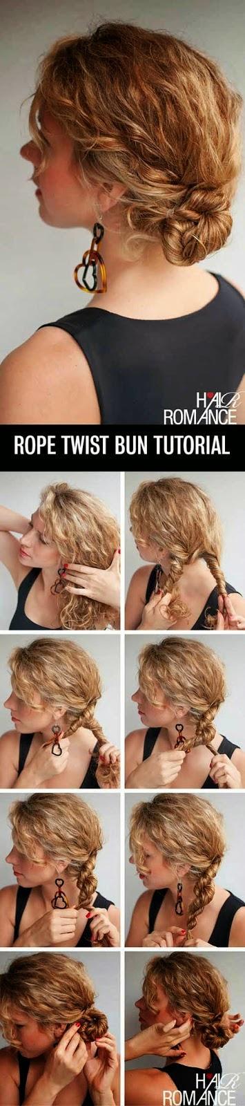Vou tentar fazer esse quando usar meu cabelo natural.