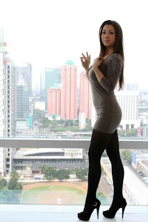 jennifer sexy photo, foto seksi jennifer Kurniawan