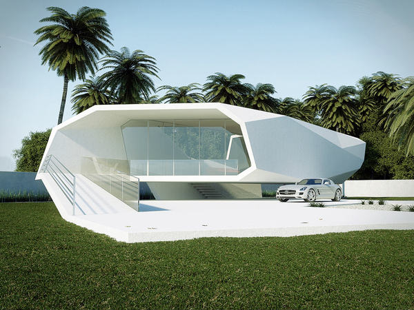 Wave House Concept by Gunes Peksen