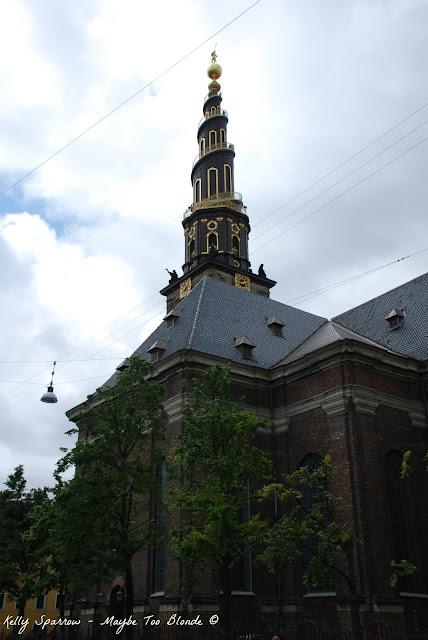 Church of Our Savior Copenhagen