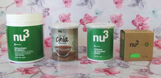 Resenha, Produtos, Nu3, Natue