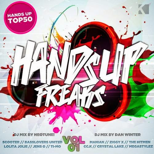 Hands Up Freaks Vol.1 - Deejay Edition