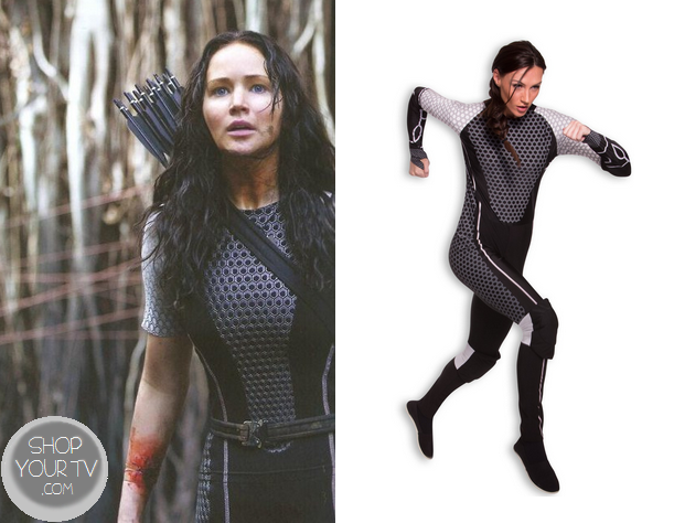catching fire katniss� arena outfit � shop your tv