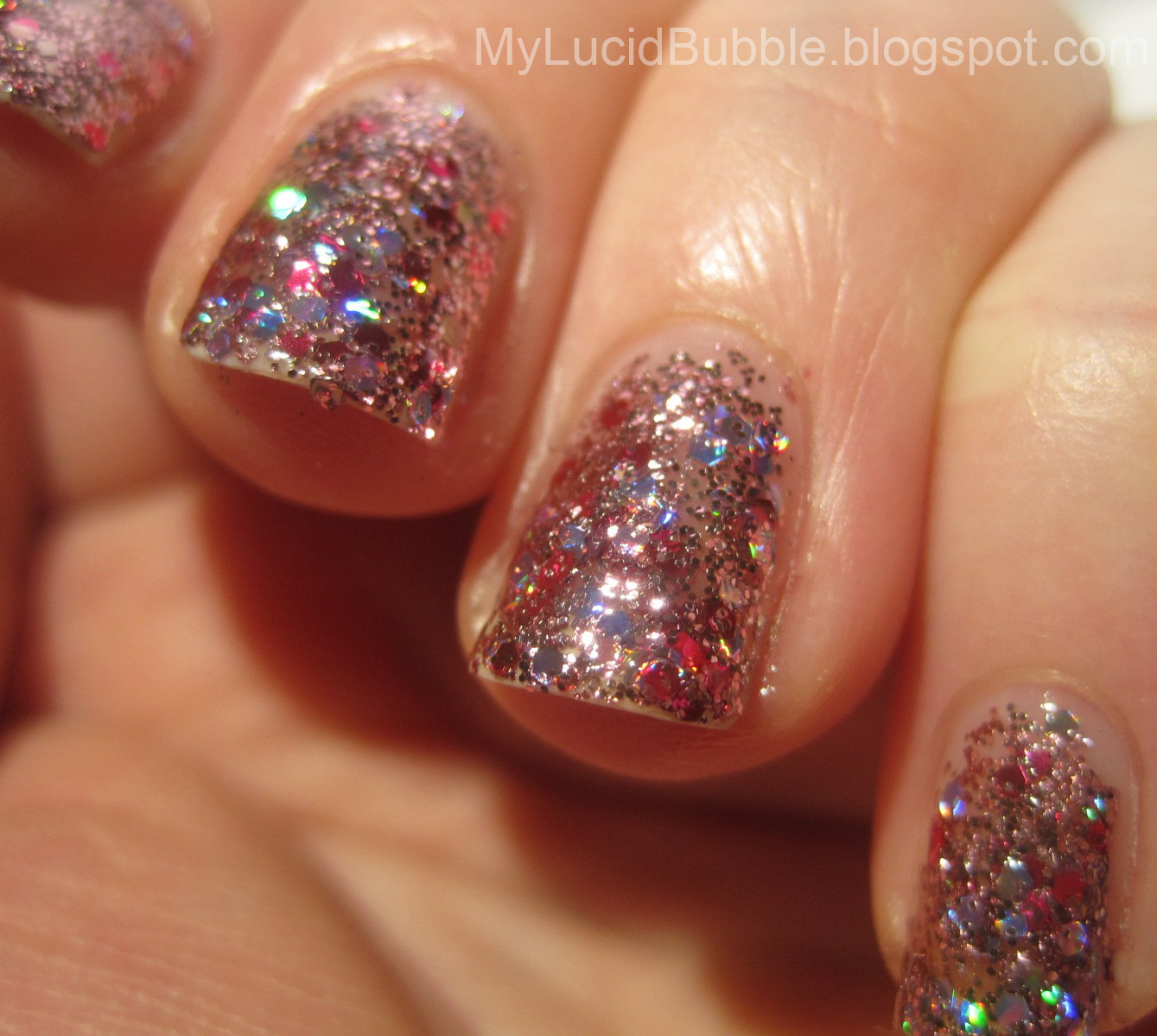 Maybelline Color Show Rose Bling | My Lucid Bubble