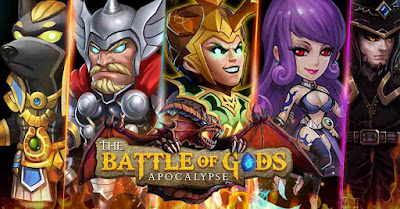 Battle of Gods Game