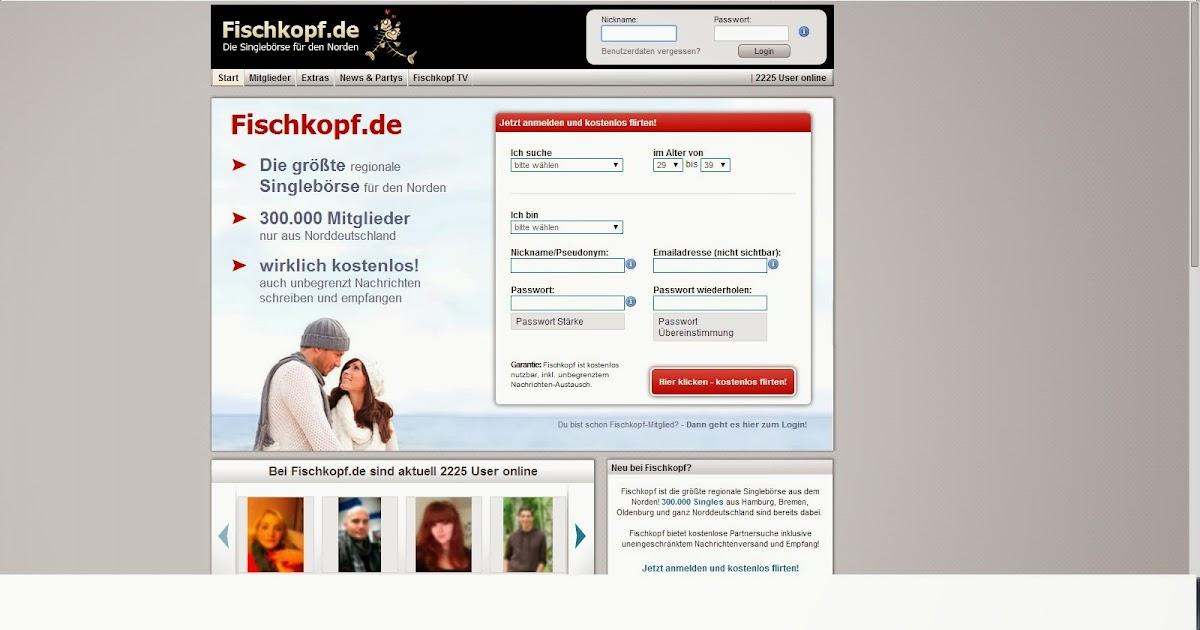 Fischkopf singlebörse bremen