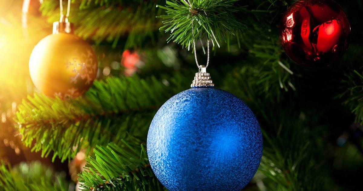wallpapers: Christmas Balls