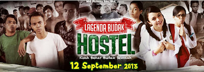 Tonton Lagenda Budak Hostel 2013 Full Movie