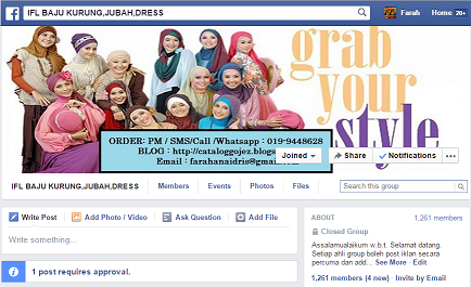 KLIK JOIN GROUP