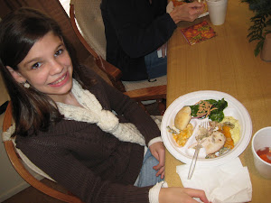 Thanksgiving Day Feast 2011