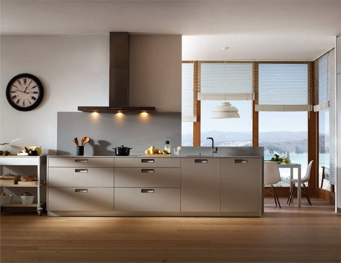 Materiales para cocinas i laminados resistentes y for Muebles imitacion