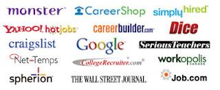 job website, company website, work overseas