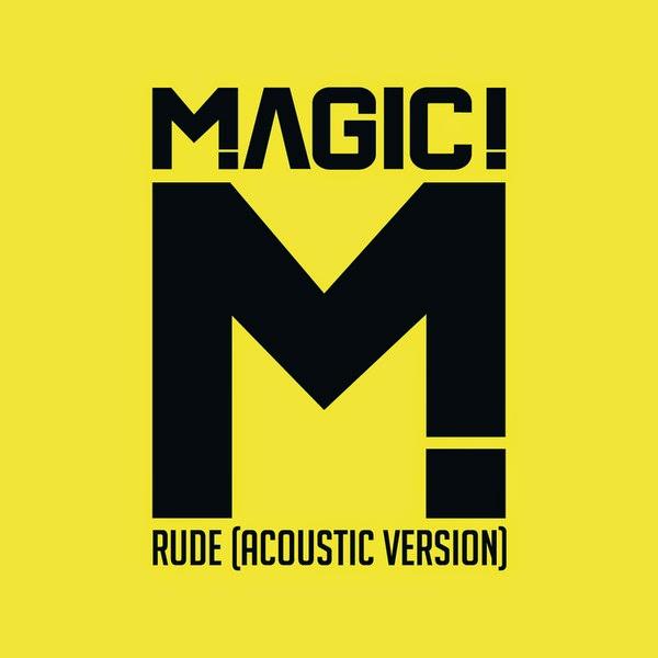 Download MAGIC! - Rude (Zedd Remix) Mp3