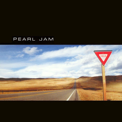 Pearl Jam Album Cover: Yield