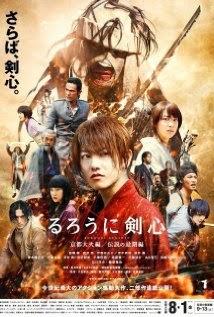 Download – Samurai X: O Inferno de Kyoto – BDRip AVI + RMVB Legendado ( 2014 )