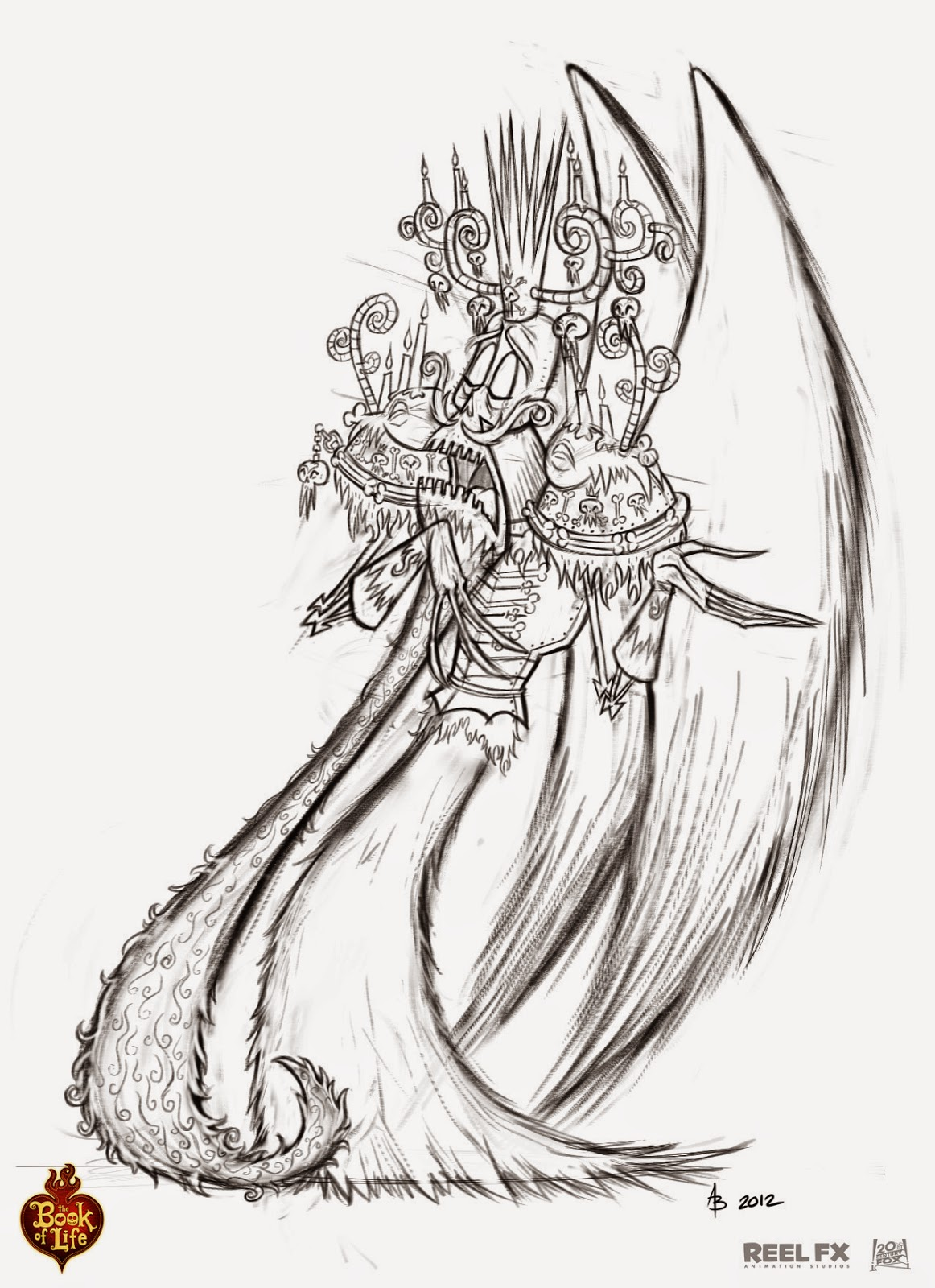 Character Design From Life Drawing : Andy bialk quot the book of life xibalba character poses
