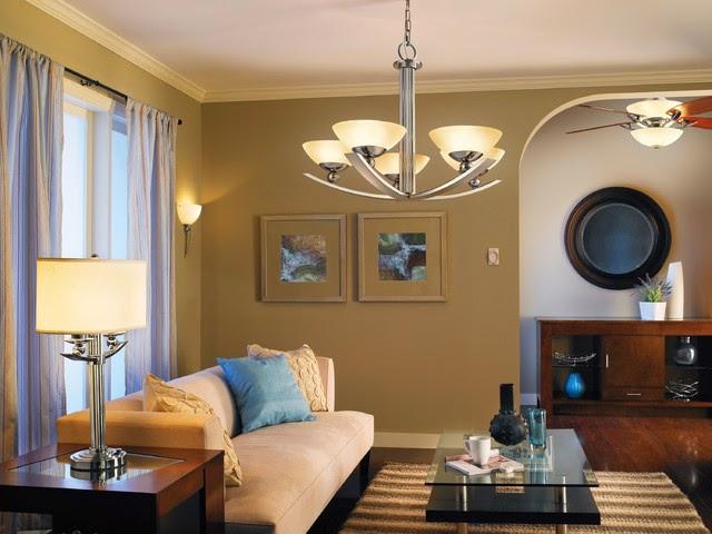 Lampu Gantung Minimalis untuk Ruang Tamu