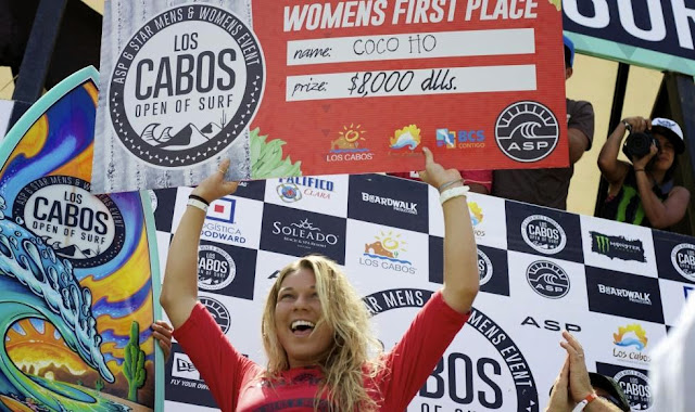 Los Cabos Open Of Surf coco ho