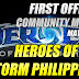 Heroes Of The Storm Philippines Assemble, First Official Community Meetup