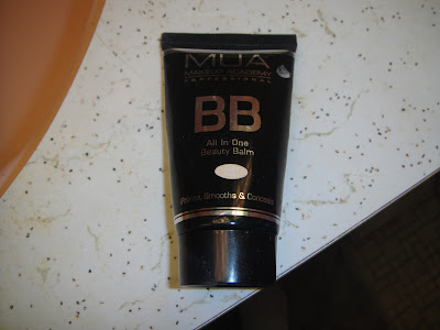 MUA BB cream, BB cream, BB cream Light, MUA BB cream Light