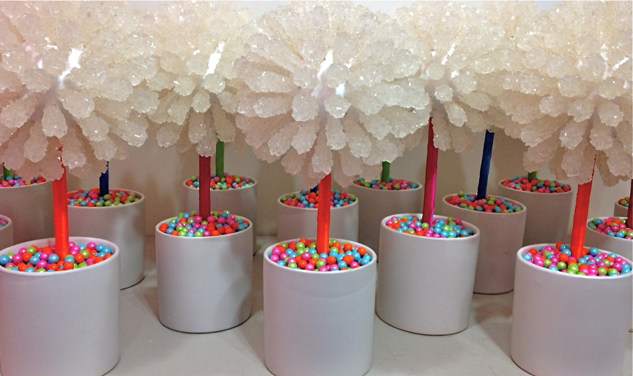 The Worlds Cutest Candy Centerpieces Arrangements