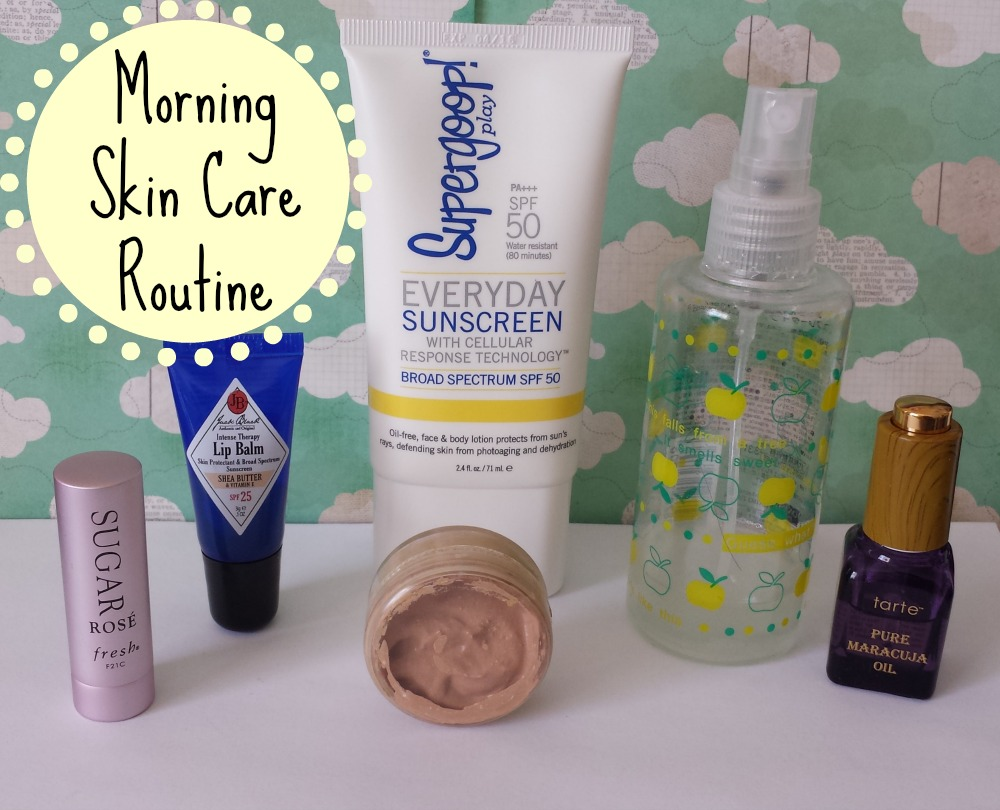 skincare routine for normal to combination skin