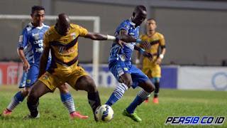 Persib Bandung vs Mitra Kukar 3-1 Semifinal Piala Presiden 2015
