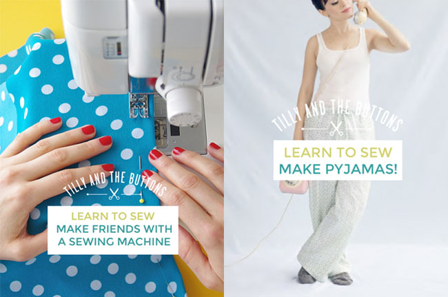 Sewing classes in London - Learn to Sew