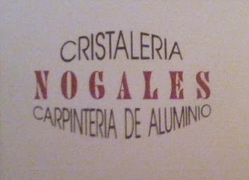 Cristalería, Carpintería de Aluminio NOGALES