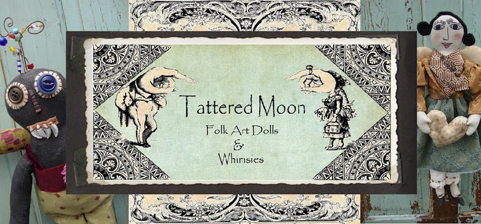 Tattered Moon