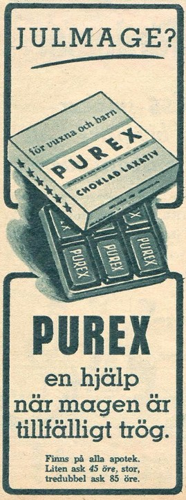 purex choklad köpa