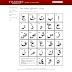 Arabic Alphabet Chart from Stanford.edu