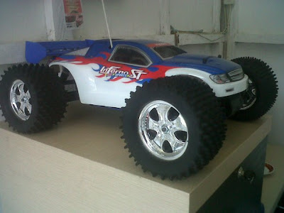 RC Traxxas Drift