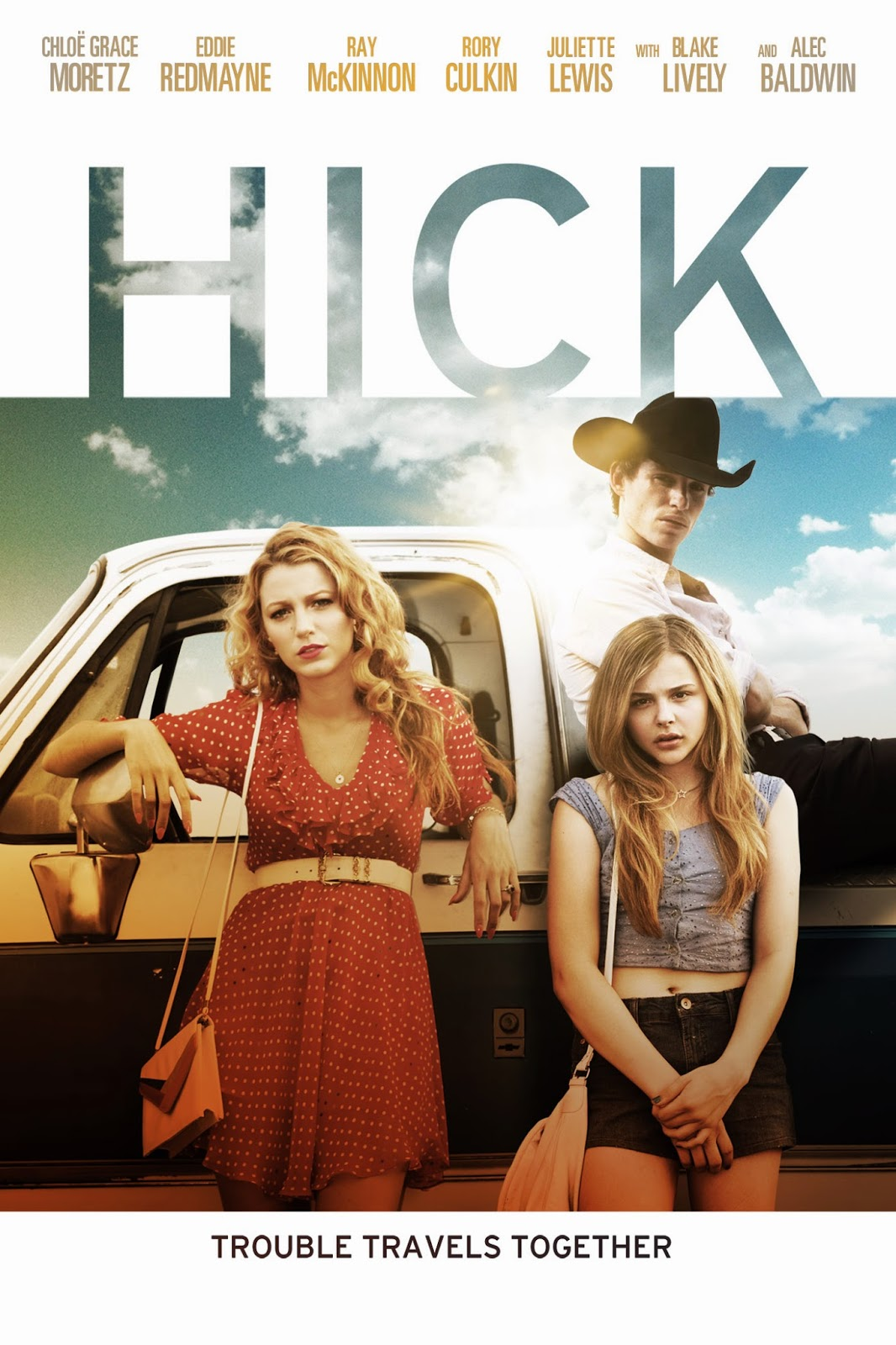 Download Hick (2011) BluRay 720p
