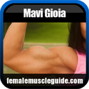 Mavi Gioia Female Bodybuilder Thumbnail Image 10