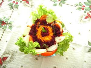 Adoro uma salada!!!!