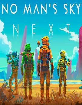 No Mans Sky Next Jogos Torrent Download capa