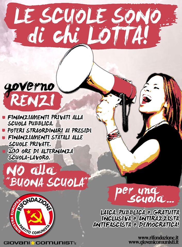 difendere la scuola pubblica