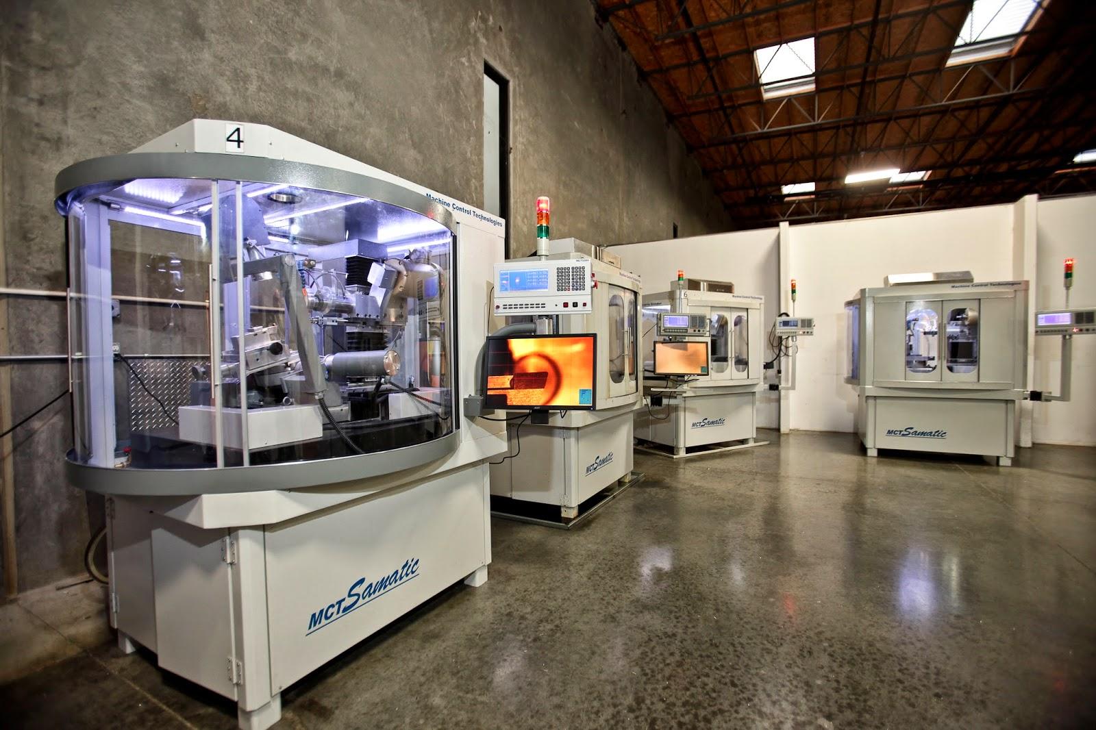Machine Control Technologies, Inc. Showroom - California