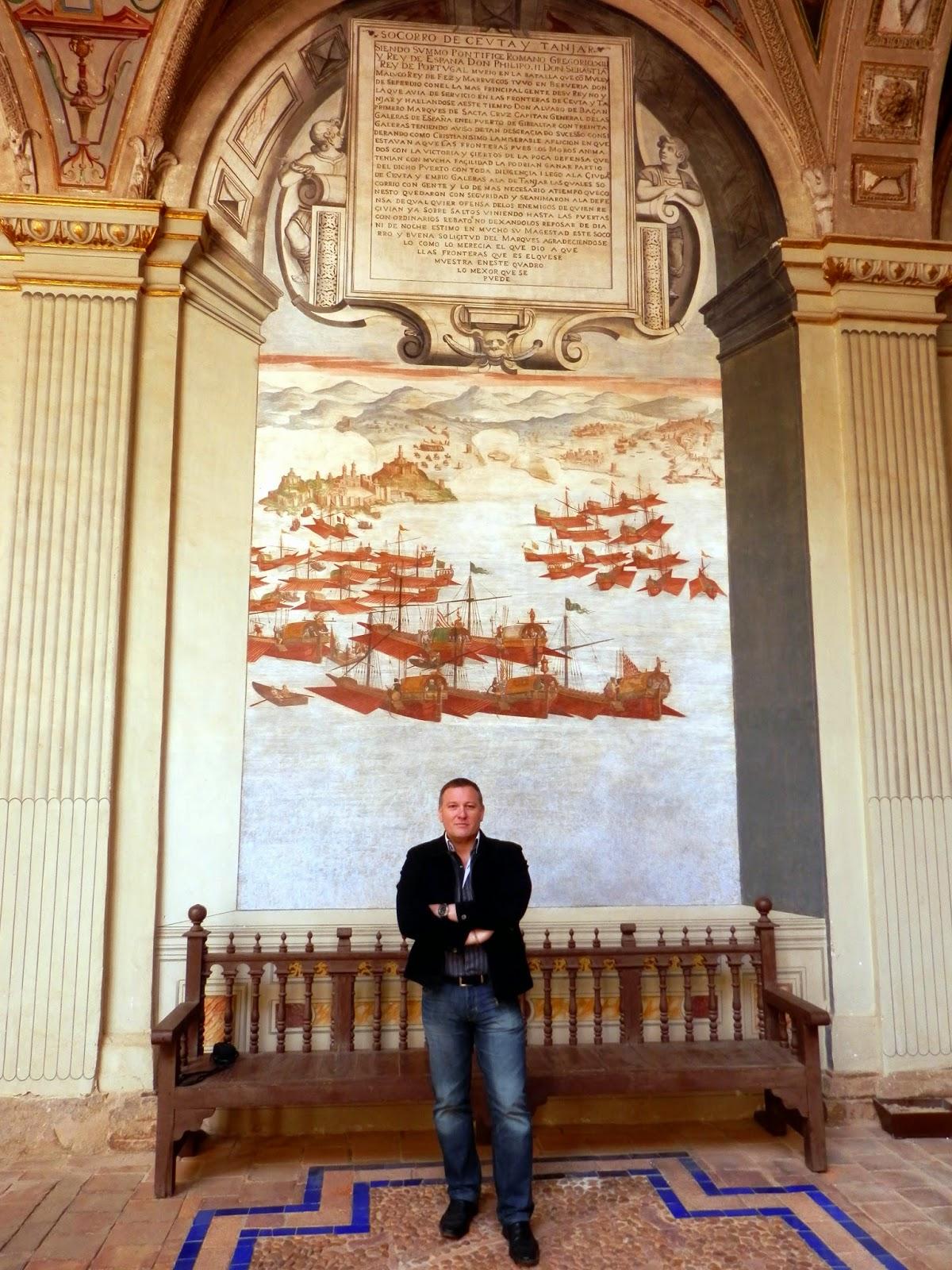 el palacio se puede visitar durante todo el ao de martes a viernes de a y de a h sbados de a y de a