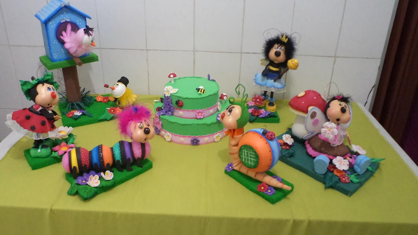 enfeites para festa infantil jardim encantado:Jardim Encantado