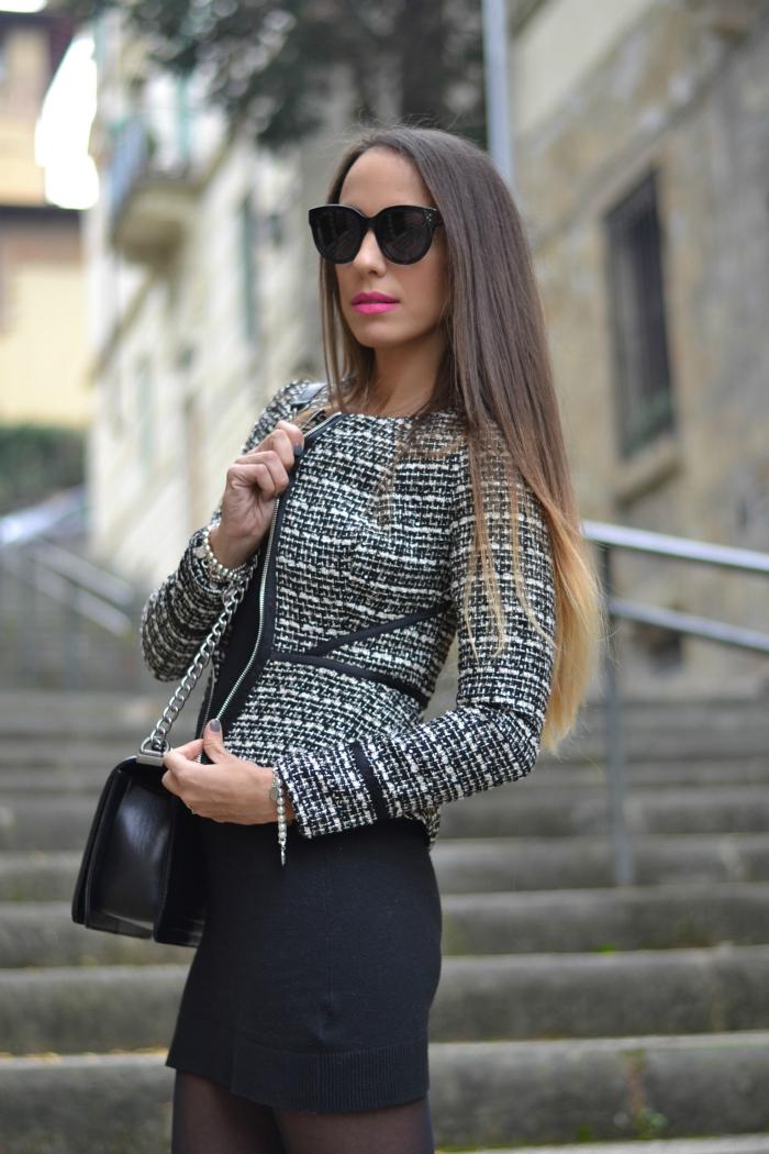 giacchino stile chanel