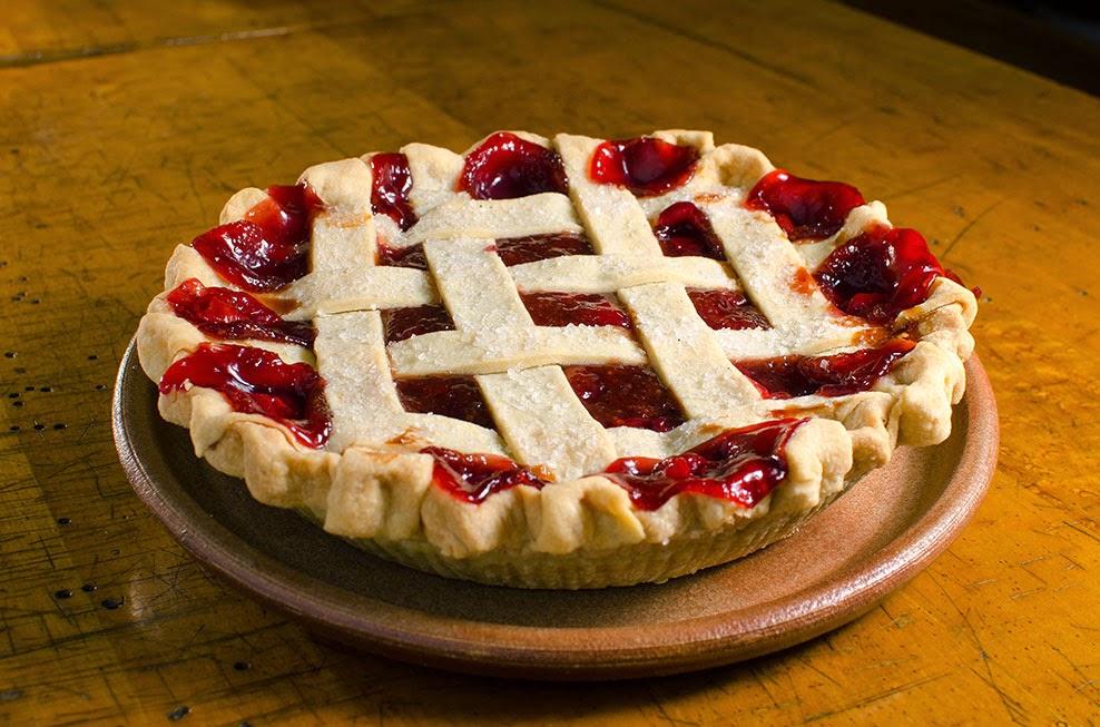 Sejarah Asal Usul Mula Pie