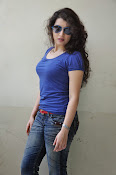 Archana photos in blue top-thumbnail-8