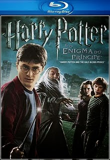 Filme Harry Potter E O Enigma Do Príncipe BluRay 720p Dual Áudio