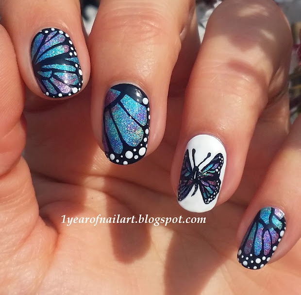 365 days of nail art march 2014