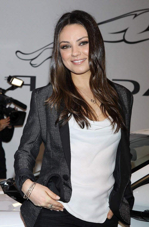 Mila Kunis Hot Wallpapers