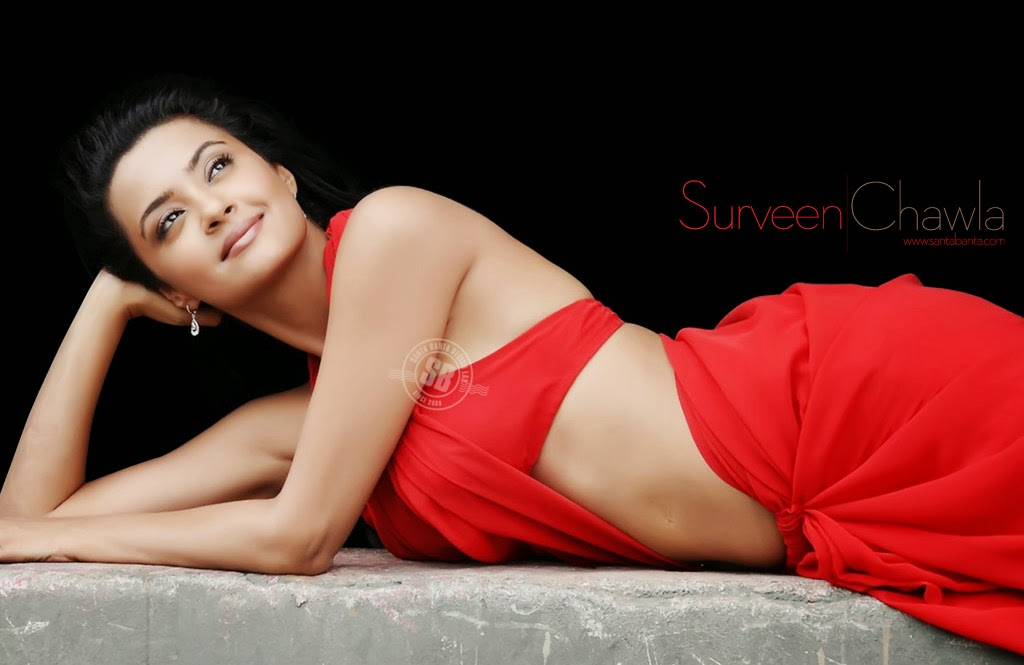 Hate Story 2 Actress Surveen Chawla Hot PhotoShoot (18+)